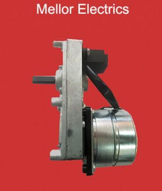 Mellor gear motor FB1006 - 2rpm 9W
