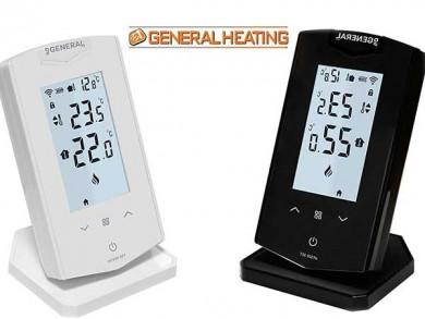 Wi-Fi wireless thermostat
