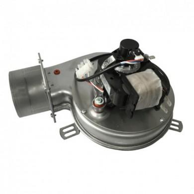 Smoke extractor 160m³/h 55W Hall sensor