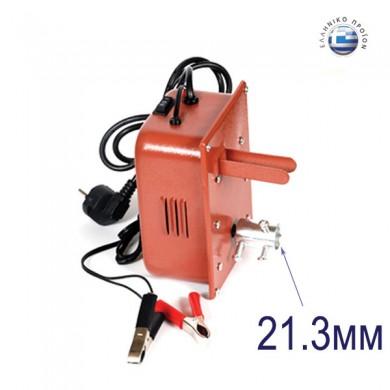 мотор-редуктор 220V-12V две скорости