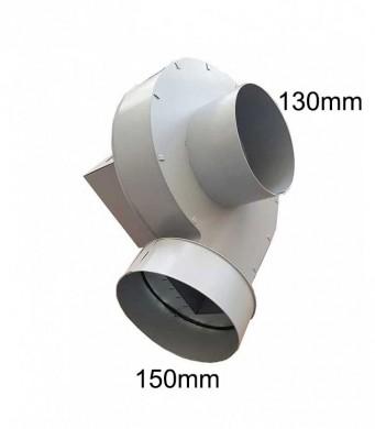 Вентилаторна група-димни газове 25-50kW