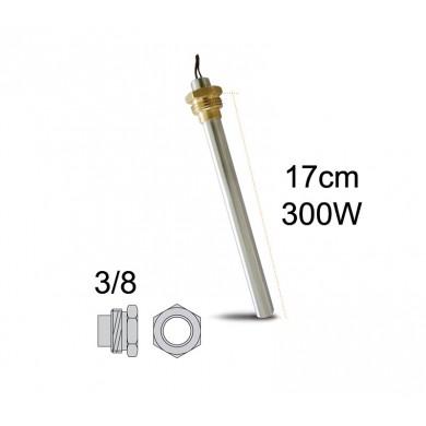 Metal heaters 300W 170mm