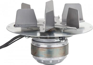 Smoke extractor 400m³/h 72W Hall sensor