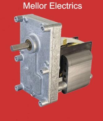 Mellor gear motor FB1387 - 4.75rpm 42W