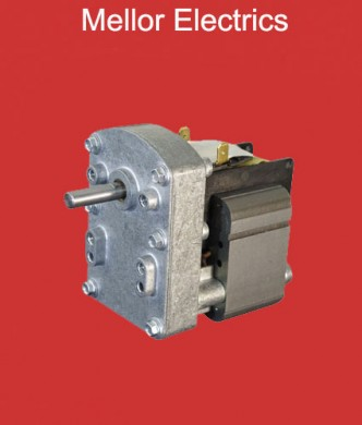 Mellor gear motor FB3274 - 50rpm 38W