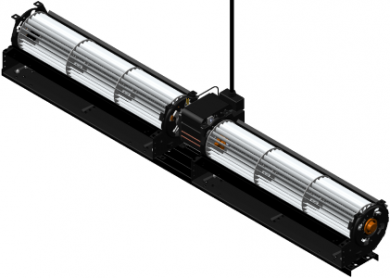 Вентилатор за конвектор 260m3-370m3 -840mm