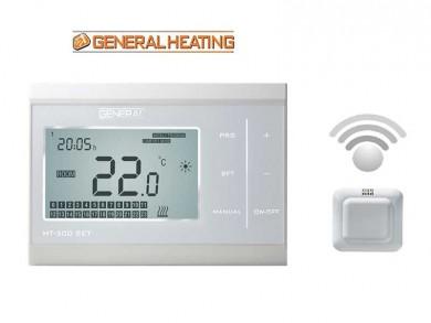GHT300SET-Безжичен седмичен термостат