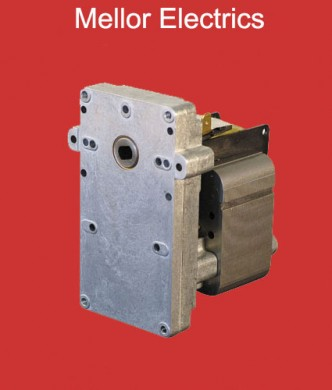 Mellor gear motor KB1008 - 5 rpm 32W