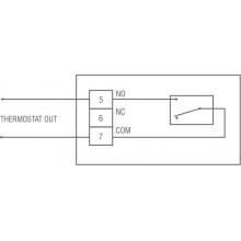 GHT250S Стаен Термостат-кабел