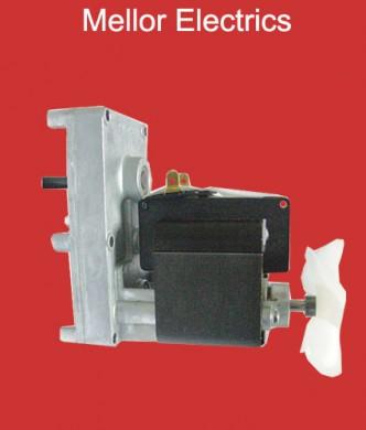 Mellor gear motor FB1314 - 33rpm 56W