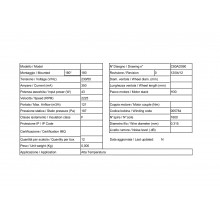 вентилатор тип охлюв 130m3/h  43W