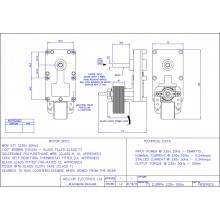 FB1274 - 2 оборота 26W 35Nm