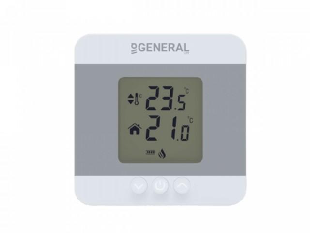 GHT130S-RF-Безжчен термостат