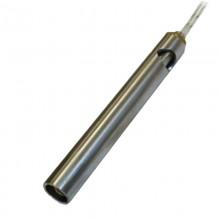 метална тръба 174мм за нагреватели